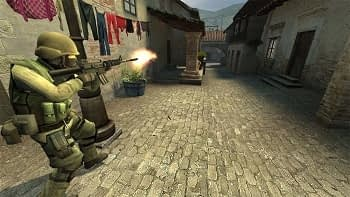 Counter Strike Source Server im Vergleich.
