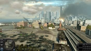World in Conflict Server im Vergleich.