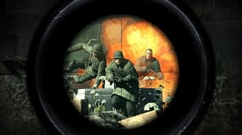 Sniper Elite v2 Server im Vergleich.