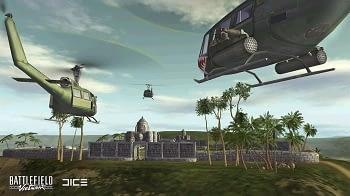 Battlefield Vietnam Server im Vergleich.