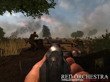 Red Orchestra Ostfront 41-45 Server im Vergleich.