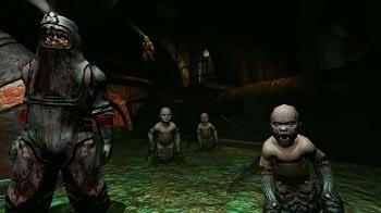 Doom 3 Server im Vergleich.