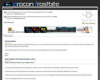 Procon Layer Server im Vergleich.