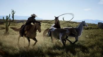 Miete dir jetzt einen der besten Outlaws of the Old West Server.
