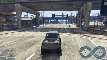 GTA San Andreas MP Server im Vergleich.