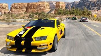 TrackMania 2 Server im Vergleich.
