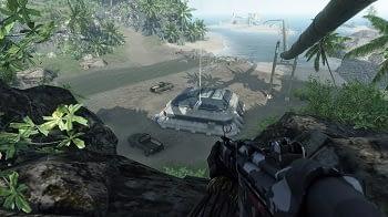 Crysis Wars Server im Vergleich.