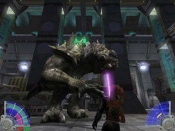 Star Wars Jedi Knight Server im Vergleich.
