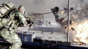 Battlefield Bad Company 2 Server im Vergleich.
