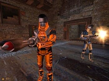 Half Life Deathmatch Classic Server im Vergleich.