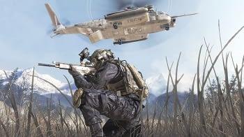 Call of Duty: Modern Warfare 2 Server im Vergleich.