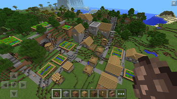 Minecraft Pocket Edition Server im Vergleich.