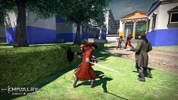 Chivalry: Deadliest Warrior Server im Vergleich.