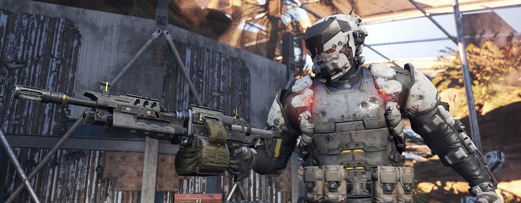 Call of Duty: Black Ops 3 Slider
