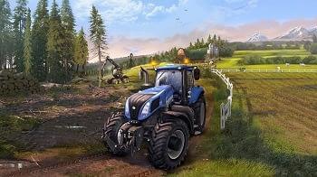 Landwirtschafts Simulator 2015 Server im Vergleich.