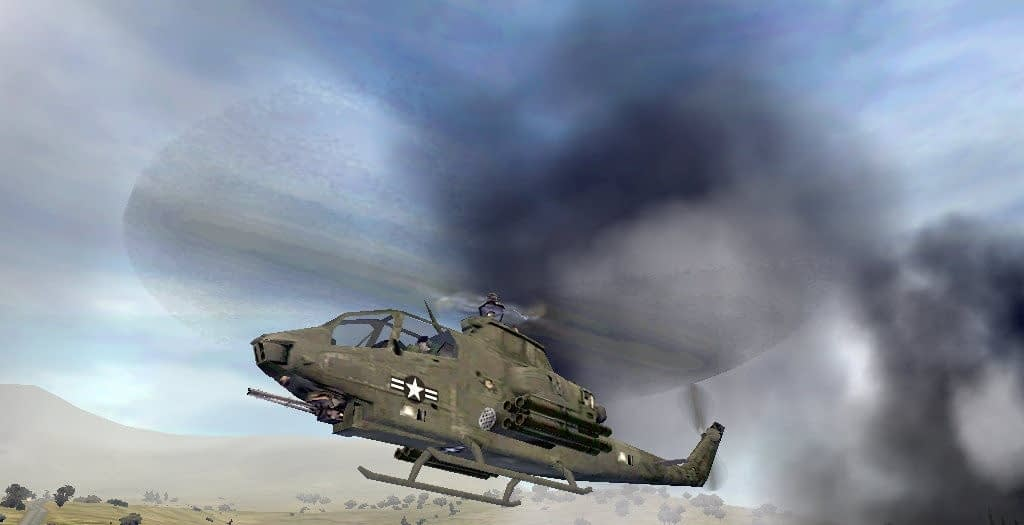 Arma Cold War Assault Slider