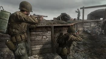 Call of Duty 2 Server im Vergleich.