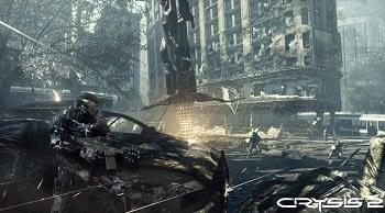 Crysis 2 Server im Vergleich.