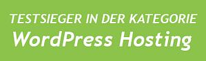 Die besten WordPress Hosting Anbieter im Preisvergleich!