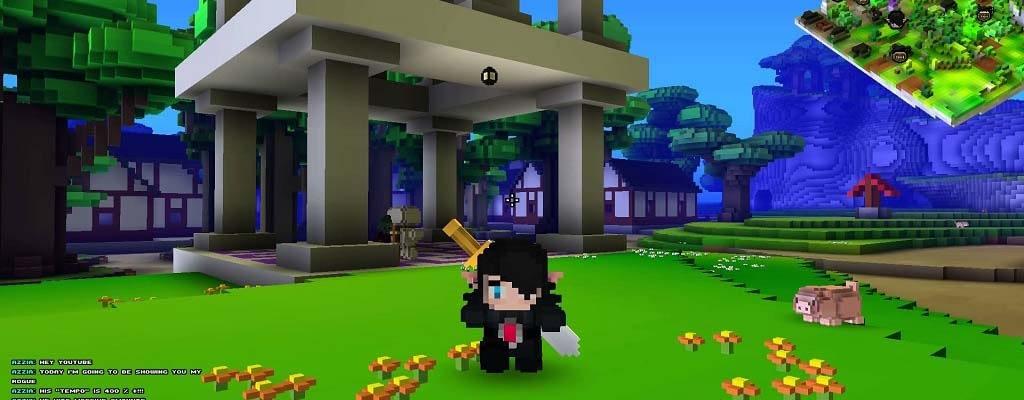 Cube World Slider